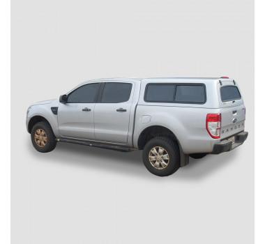Capota de Fibra All Pickup - New Ranger Cabine Dupla 2013 a 2017 Convencional