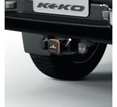 Engate Reboque Keko K1 - Pajero Dakar 09/18