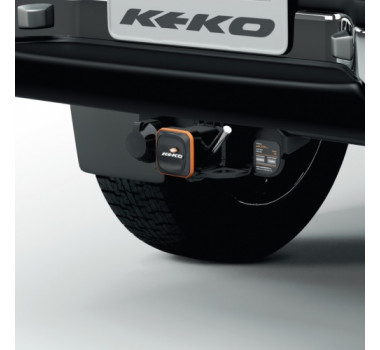 Engate Reboque Keko K1 - Santa Fé 13/...