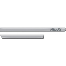 Friso Lateral Hilux 05/15 - Personalizado Prata