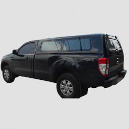 Capota de Fibra All Pickup - New Ranger Cabine Simples 2013 a 2017 Convencional