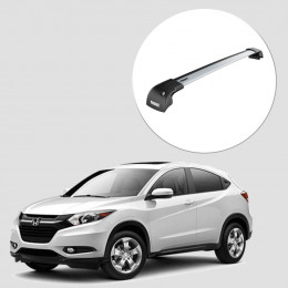 Rack p/ HR-V 15/... - Thule Wingbar Edge Prata