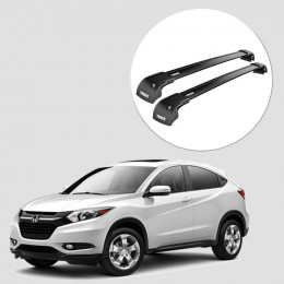 Rack p/ HR-V 15/... - Thule Wingbar Edge Preto